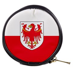 Flag of South Tyrol Mini Makeup Bags