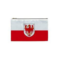 Flag of South Tyrol Cosmetic Bag (Small)