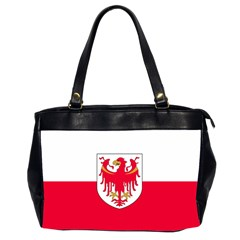 Flag of South Tyrol Office Handbags (2 Sides)