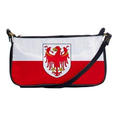Flag of South Tyrol Shoulder Clutch Bags