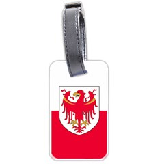 Flag of South Tyrol Luggage Tags (Two Sides)