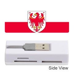Flag of South Tyrol Memory Card Reader (Stick)