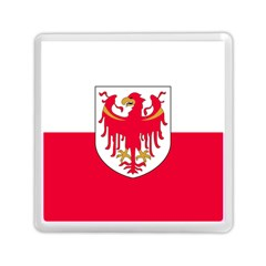 Flag of South Tyrol Memory Card Reader (Square)