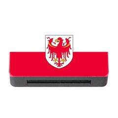 Flag of South Tyrol Memory Card Reader with CF