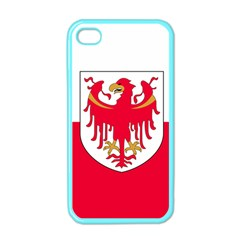 Flag of South Tyrol Apple iPhone 4 Case (Color)