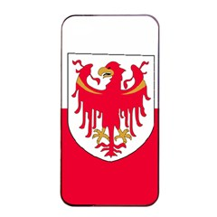 Flag of South Tyrol Apple iPhone 4/4s Seamless Case (Black)