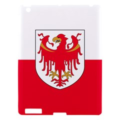 Flag of South Tyrol Apple iPad 3/4 Hardshell Case