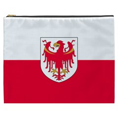 Flag of South Tyrol Cosmetic Bag (XXXL)