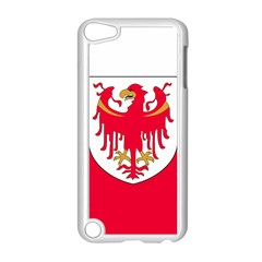 Flag of South Tyrol Apple iPod Touch 5 Case (White)