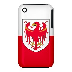 Flag of South Tyrol iPhone 3S/3GS