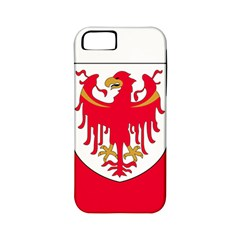 Flag of South Tyrol Apple iPhone 5 Classic Hardshell Case (PC+Silicone)