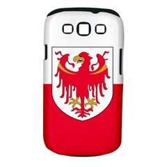 Flag of South Tyrol Samsung Galaxy S III Classic Hardshell Case (PC+Silicone)