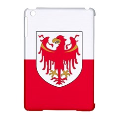 Flag of South Tyrol Apple iPad Mini Hardshell Case (Compatible with Smart Cover)