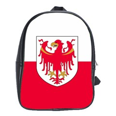 Flag of South Tyrol School Bags (XL)