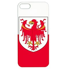 Flag of South Tyrol Apple iPhone 5 Hardshell Case with Stand