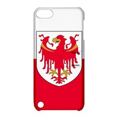 Flag of South Tyrol Apple iPod Touch 5 Hardshell Case with Stand