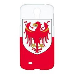 Flag of South Tyrol Samsung Galaxy S4 I9500/I9505 Hardshell Case