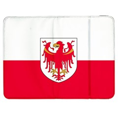 Flag of South Tyrol Samsung Galaxy Tab 7  P1000 Flip Case
