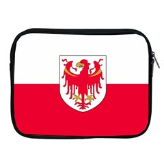 Flag of South Tyrol Apple iPad 2/3/4 Zipper Cases
