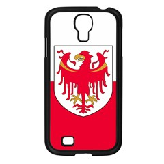 Flag of South Tyrol Samsung Galaxy S4 I9500/ I9505 Case (Black)