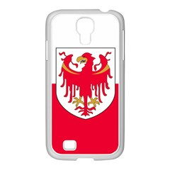 Flag of South Tyrol Samsung GALAXY S4 I9500/ I9505 Case (White)