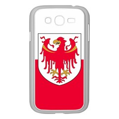 Flag of South Tyrol Samsung Galaxy Grand DUOS I9082 Case (White)