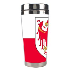 Flag of South Tyrol Stainless Steel Travel Tumblers