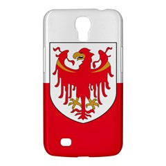 Flag of South Tyrol Samsung Galaxy Mega 6.3  I9200 Hardshell Case