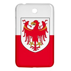 Flag of South Tyrol Samsung Galaxy Tab 3 (7 ) P3200 Hardshell Case