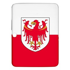 Flag of South Tyrol Samsung Galaxy Tab 3 (10.1 ) P5200 Hardshell Case