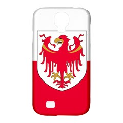 Flag of South Tyrol Samsung Galaxy S4 Classic Hardshell Case (PC+Silicone)