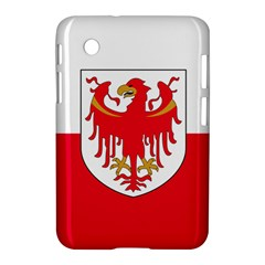 Flag of South Tyrol Samsung Galaxy Tab 2 (7 ) P3100 Hardshell Case
