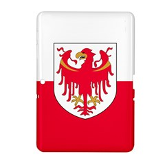 Flag of South Tyrol Samsung Galaxy Tab 2 (10.1 ) P5100 Hardshell Case