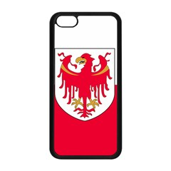 Flag of South Tyrol Apple iPhone 5C Seamless Case (Black)