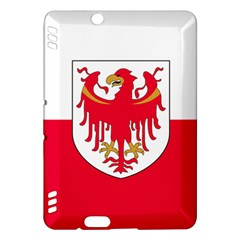 Flag of South Tyrol Kindle Fire HDX Hardshell Case