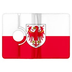 Flag of South Tyrol Kindle Fire HDX Flip 360 Case