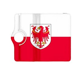 Flag of South Tyrol Kindle Fire HDX 8.9  Flip 360 Case