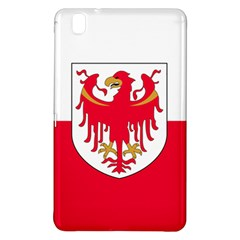 Flag of South Tyrol Samsung Galaxy Tab Pro 8.4 Hardshell Case