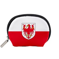 Flag of South Tyrol Accessory Pouches (Small)