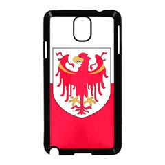 Flag of South Tyrol Samsung Galaxy Note 3 Neo Hardshell Case (Black)