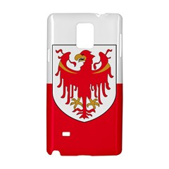 Flag of South Tyrol Samsung Galaxy Note 4 Hardshell Case