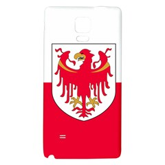 Flag of South Tyrol Galaxy Note 4 Back Case