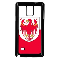 Flag of South Tyrol Samsung Galaxy Note 4 Case (Black)