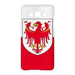 Flag of South Tyrol Samsung Galaxy A5 Hardshell Case