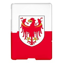 Flag of South Tyrol Samsung Galaxy Tab S (10.5 ) Hardshell Case