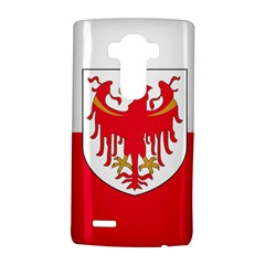 Flag of South Tyrol LG G4 Hardshell Case