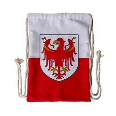 Flag of South Tyrol Drawstring Bag (Small)