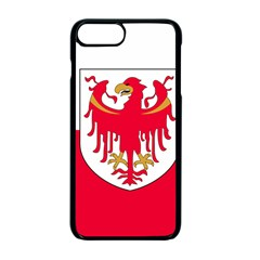 Flag of South Tyrol Apple iPhone 7 Plus Seamless Case (Black)