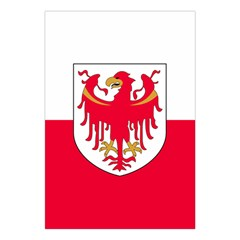 Flag of South Tyrol Large Tapestry