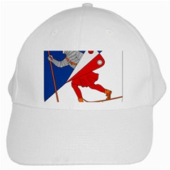 Lillehammer Coat of Arms  White Cap